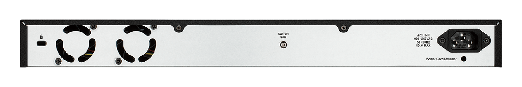 D-Link DGS-1100-26MPP   24 Ports 10/100/1000Mbps PoE++ Smart Gigabit Switch with 2 combo 1000Base-T/ SFP ports, 518W PoE power budget, upto 75W on 21-24 ports