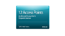 [DWS-3160-24TC-AP12-LIC] D-Link DWS-3160-24TC-AP12-LIC DWS-3160 license to add additional 12 AP