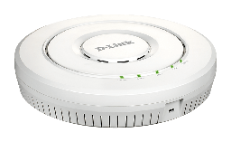 [DWL-8620AP/UUN] D-Link DWL-8620AP/UUN Wireless AC 2600 Mbps Wave2 4X4 MU-MIMO Dual Band Access point